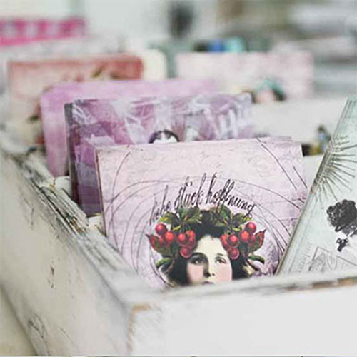 Postkartenkollektion von Cloodia